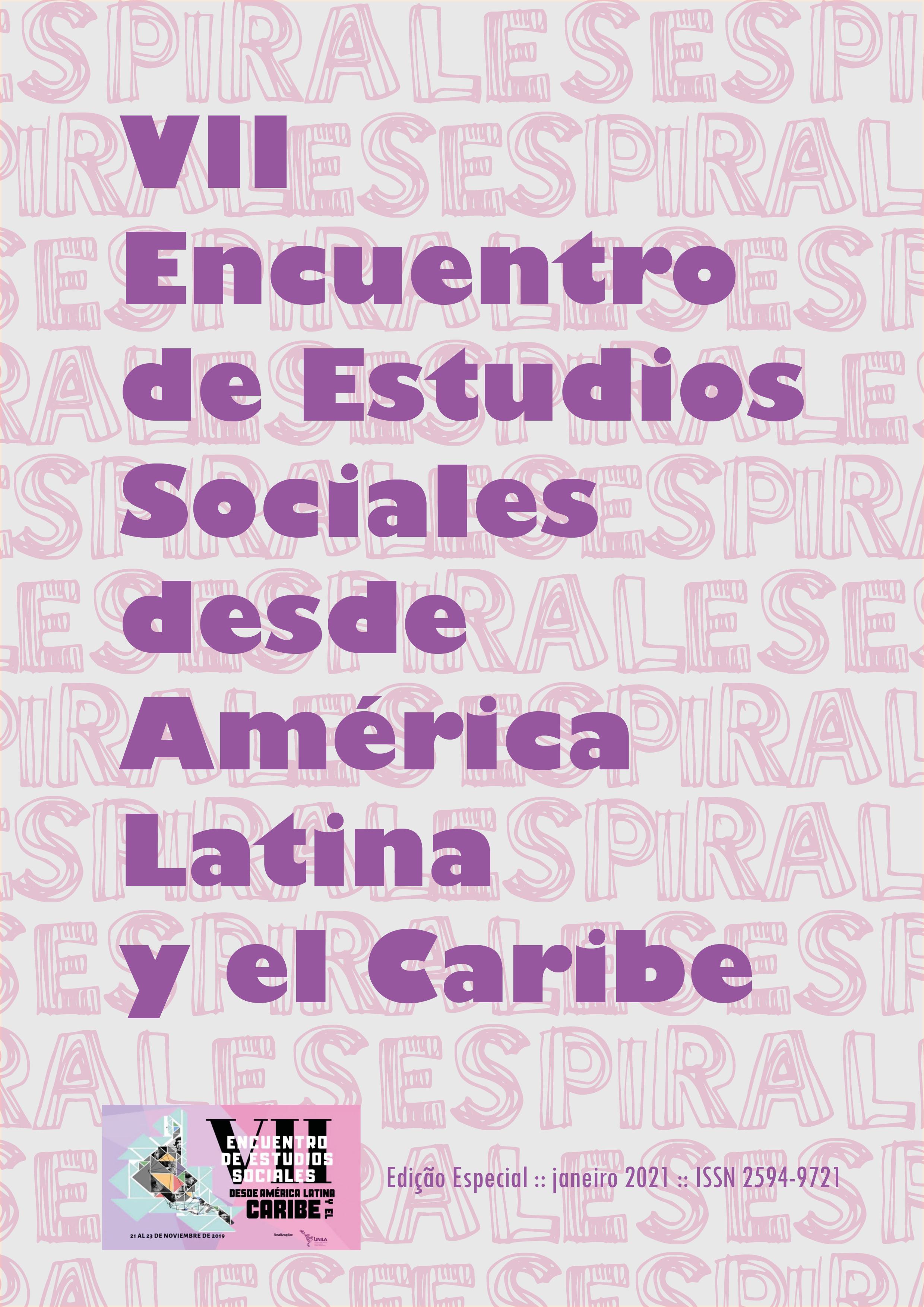 Visualizar 2021: VII Encuentro de Estudios Sociales desde América Latina y el Caribe