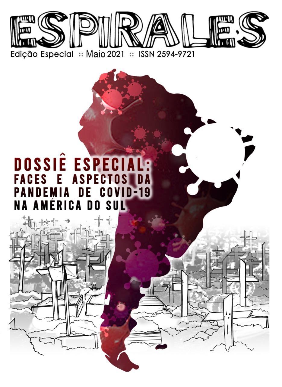 Visualizar 2021: Dossiê Especial: Faces e Aspectos da Pandemia de Covid-19 na América do Sul