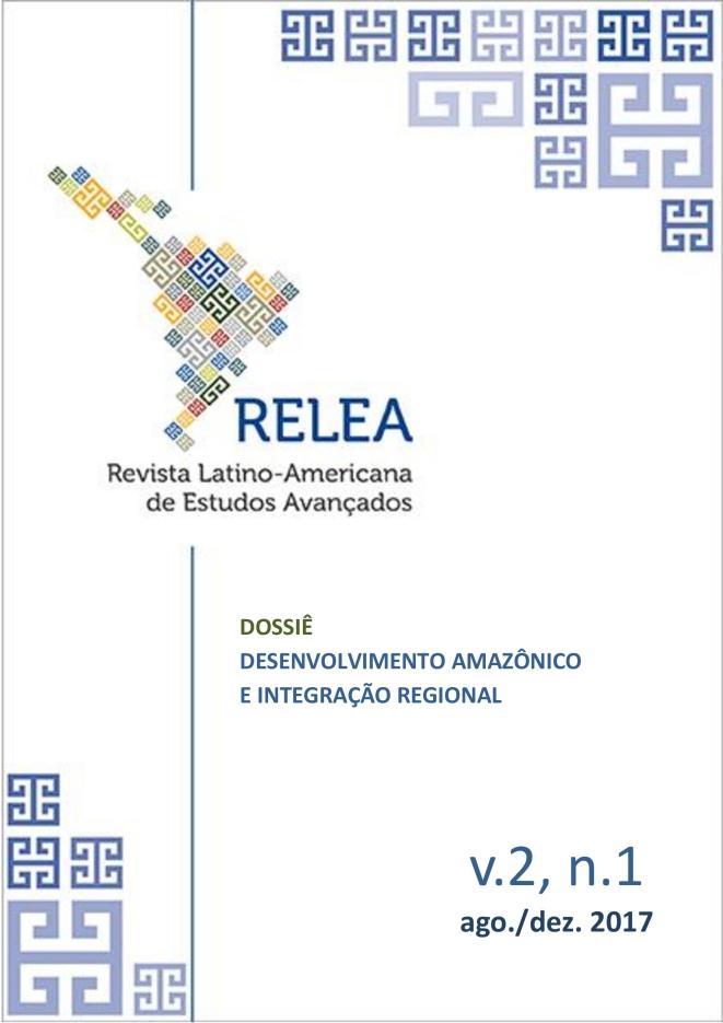 Visualizar v. 2 n. 1 (2017): Dossiê Desenvolvimento Amazônico e Integração Regional