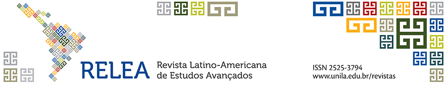 Relea - Revista Latino-Americana de Estudos Avançados - ISSN 2525-3794